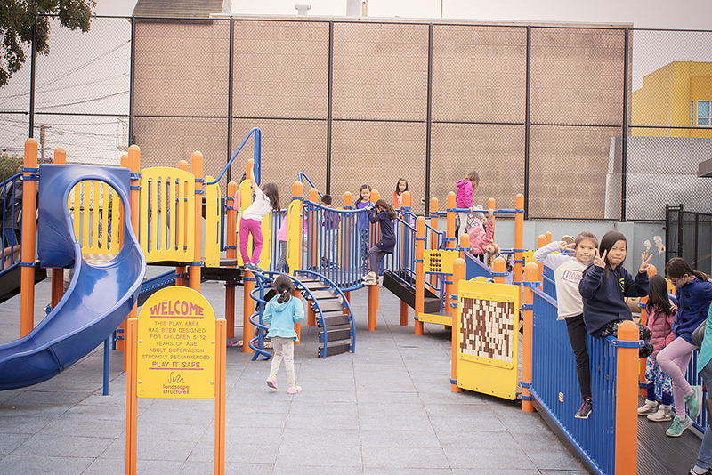 fsk youth playground